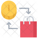 Purchase Shopping Bag Icon