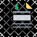 Purchase Invoice Bill Icon