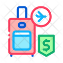 Purchase Suitcases Icon