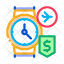 Purchase Wristwatch Icon
