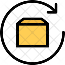 Purchases Return Store Icon