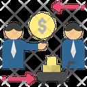 Purchasing Exchange Commerce Icon