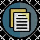 Statement Receipt Order Icon