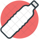 Pure Water Bottle Icon