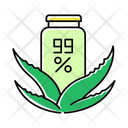 Pure Organic Wax Icon