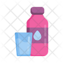 Pure Water Water Healthy Water Icon