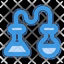 Distillation Purification Strainer Icon