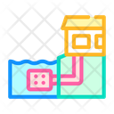 House Water Treatment Icon
