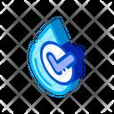 Eco Ecology Mark Icon