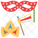 Purim Jews Event Icon