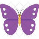 Emperor Fly Insect Icon