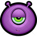 Purple monsters - Icon