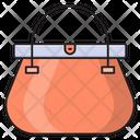 Purse Handbag Female Icon