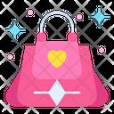 Purse Bag Ladies Icon