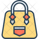 Purse Shopping Leather Icon