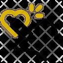 Push Love Icon