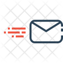 Push Notification Mail Icon