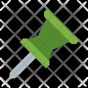Push pin Icon