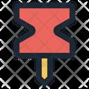 Push Pin Pushpin Pin Icon
