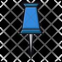 Pin Marker Location Icon