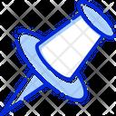 Push Pin Pin Thumbtack Icon
