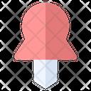 Push Pin Map Icon