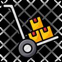 Pallet Trolley Luggage Cart Luggage Trolley Icon
