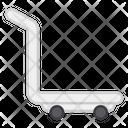 Pushcart Handcart Cart Icon