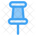 Pushpin Pin Location Icon