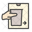 Put Cup Icon