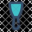 Putty Knife Scraper Icon