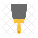 Putty Knife Construction Tool Icon