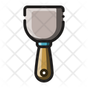 Putty Putty Knife Tool Icon