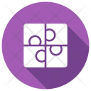 Puzzle Solutions Planning Icon