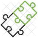 Puzzle Strategy Jigsaw Icon