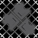 Puzzle Leisure Game Icon