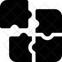 Puzzle Solve Peace Icon