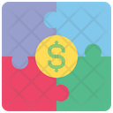 Puzzle Financial Decision Decision Making Icon