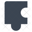 Puzzle Piece Solution Icon