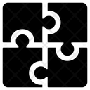 Puzzle Puzzle Piece Jigsaw Icon
