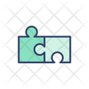 Puzzle Solution Mind Game Icon
