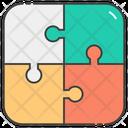 Puzzle Maize Problem Solving Icon