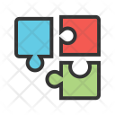 Puzzle Pieces Piece Icon