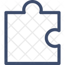 Puzzle Solution Solve Problem Icon