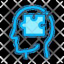 Puzzle Detail Man Icon