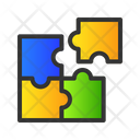 Puzzle Game Toys Icon