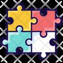 Jigsaw Puzzle Jigsaw Mind Games Icon