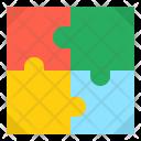 Puzzle Play Social Icon