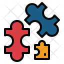 Puzzle Game Piece Icon