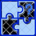 Decision Puzzle Solution Icon